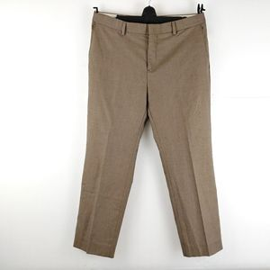 Banana Republic Tailored Slim Brown Dress Pants